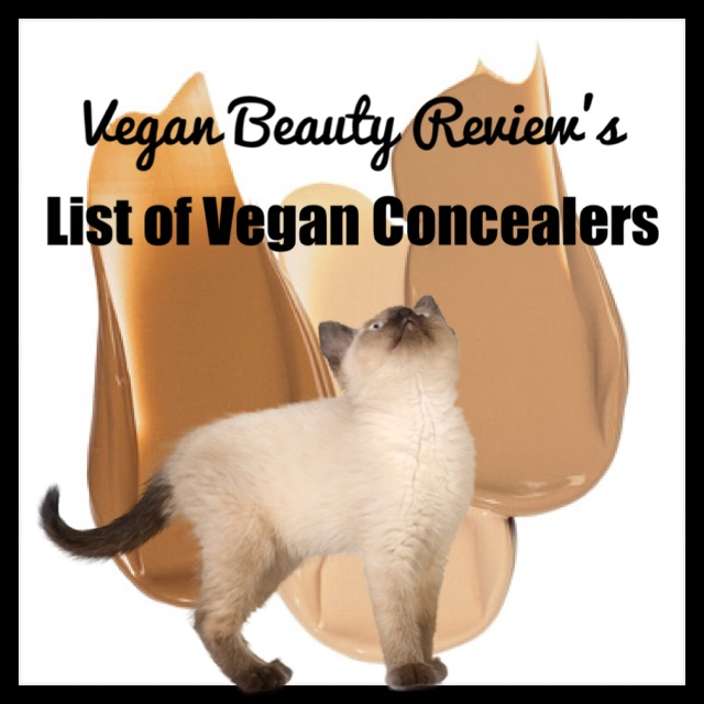 vegan concealers