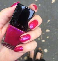 Nails of the Day: LVX Fuchsia