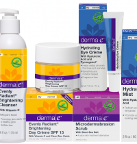 derma e Green Beauty Giveaway for Earth Day
