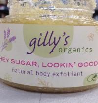 VBR Rave: Gilly's Organics Sugar Scrub
