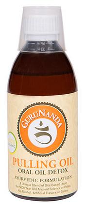 gurunanda pulling oil