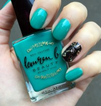 Nails of the Day: Lauren B Beauty's 'Venice Beach Venues'