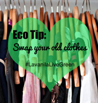 Share Your Eco Tips with Lavanila for A Chance to Win $$