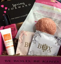 April 2015 Petit Vour Vegan Beauty Box Review