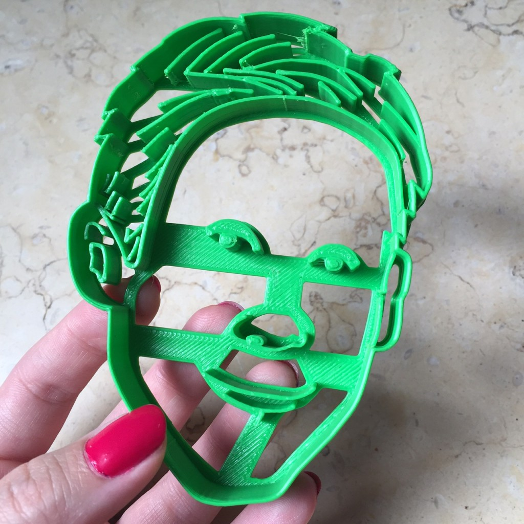 ryan gosling cookie cutter