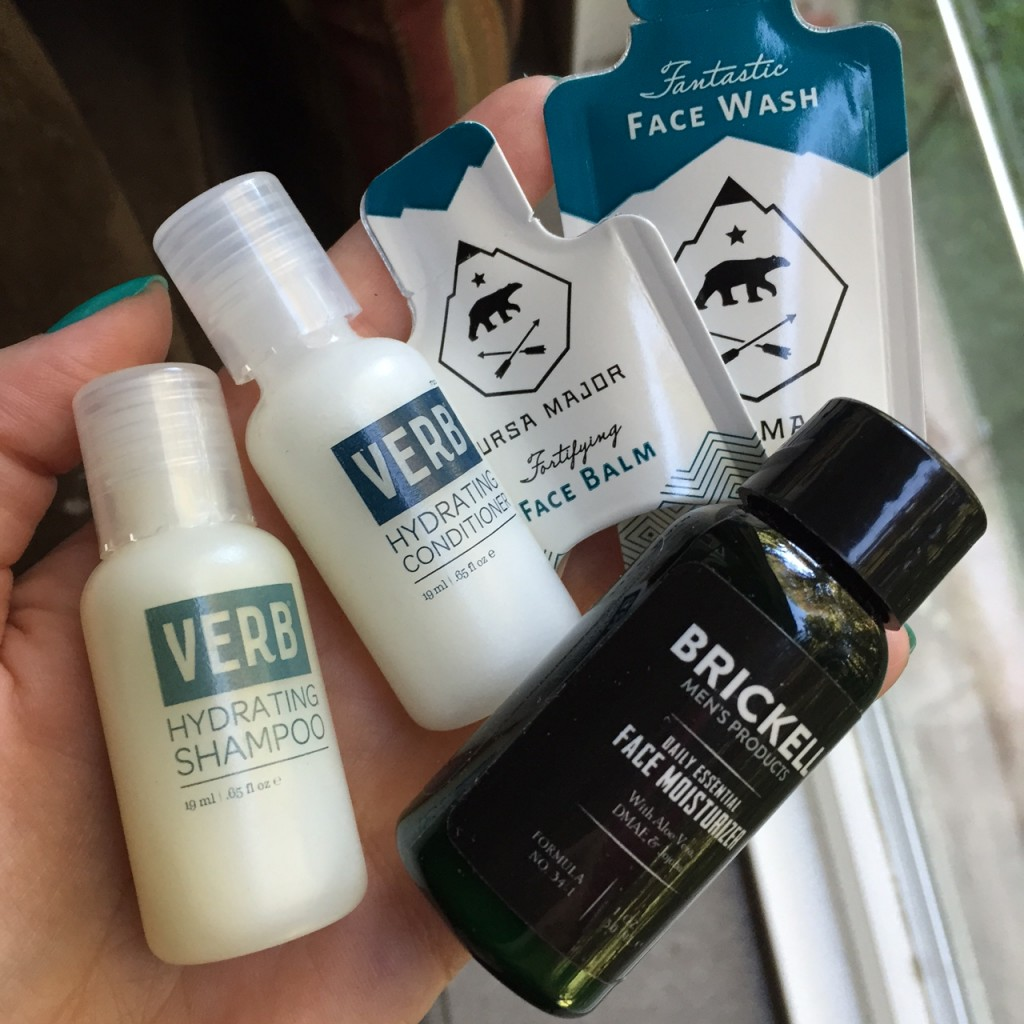 vegan beauty samples