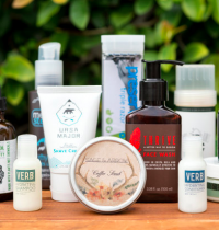Vegan Cuts Mens Grooming Box Review