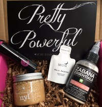 May 2015 Petit Vour Vegan Beauty Box Review