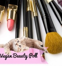 Take Our Vegan Beauty Poll