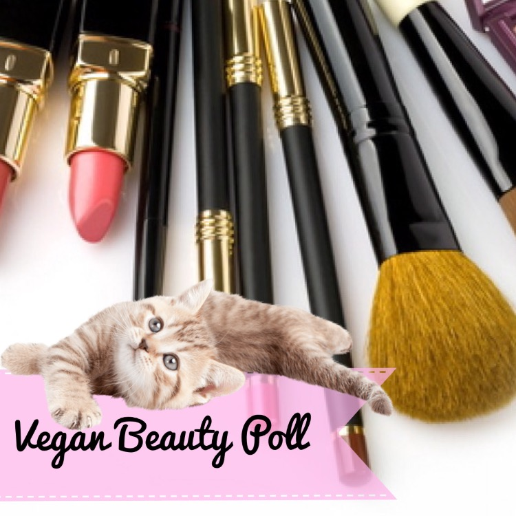 vegan beauty poll
