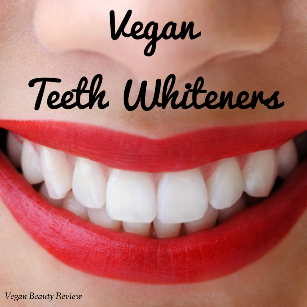 vegan teeth whiteners