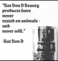 Kat Von D, Bite Beauty and Others Added to PETA's Cruelty-Free List