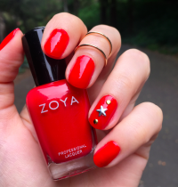 Nails of the Day: Zoya's Demetria