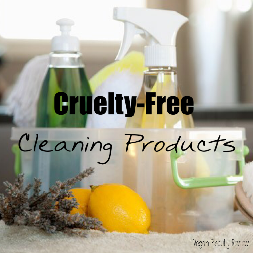 crueltyfree cleaners