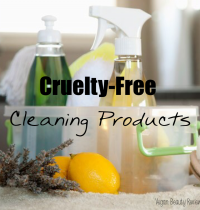 Cruelty-Free Household Cleaning Products