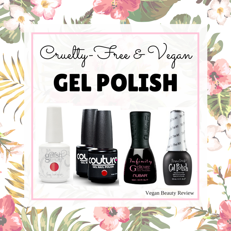 Cruelty-Free And Vegan Gel Nail Polish List - Vegan Beauty Review ...