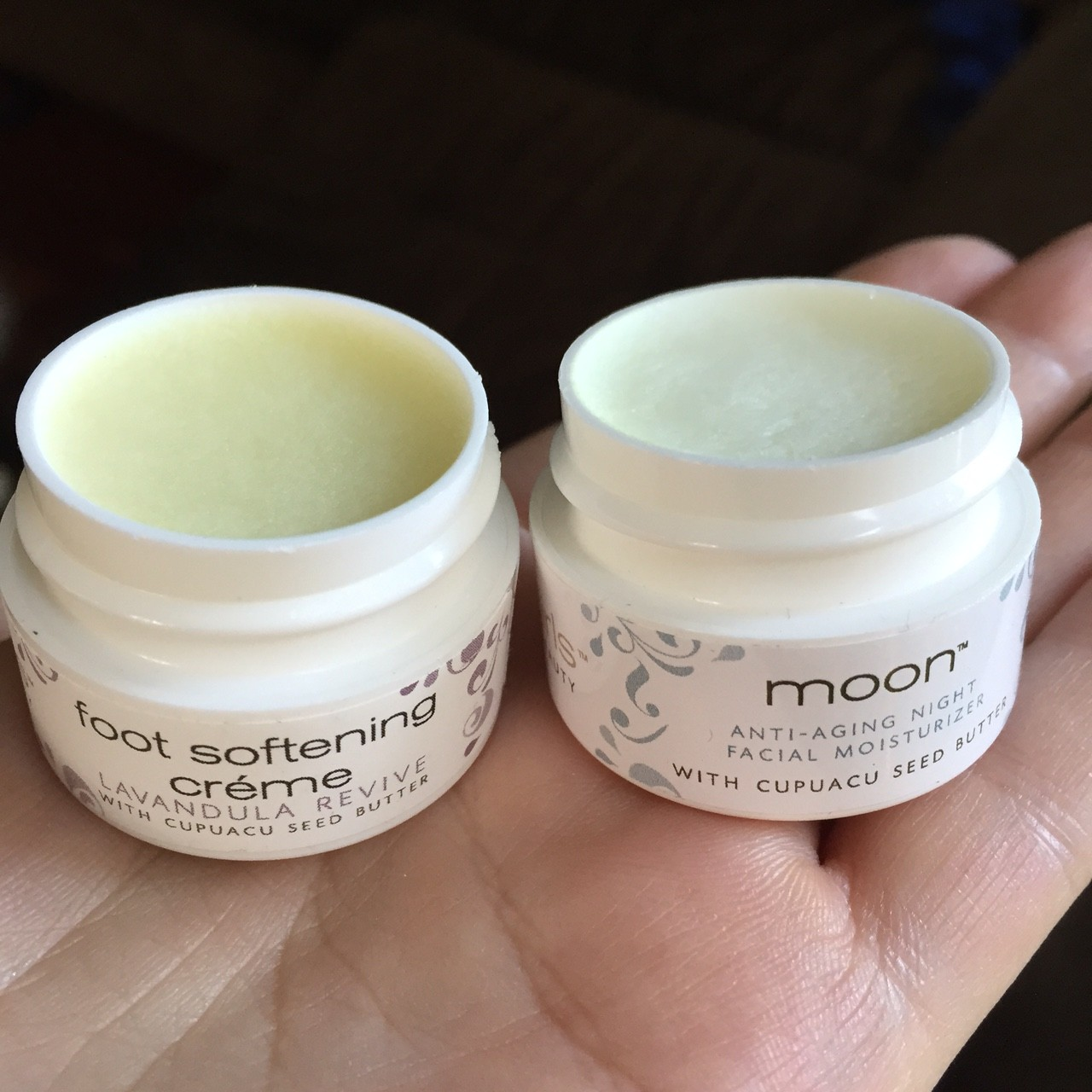 me & the girls moon moisturizer
