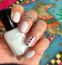 Nails of the Day: Zoya's Genesis