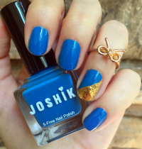 Nails of the Day: Joshik Chicago Blues