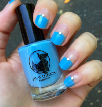 Nails of the Day: Pewilben's 'Blue Eyed Husky'