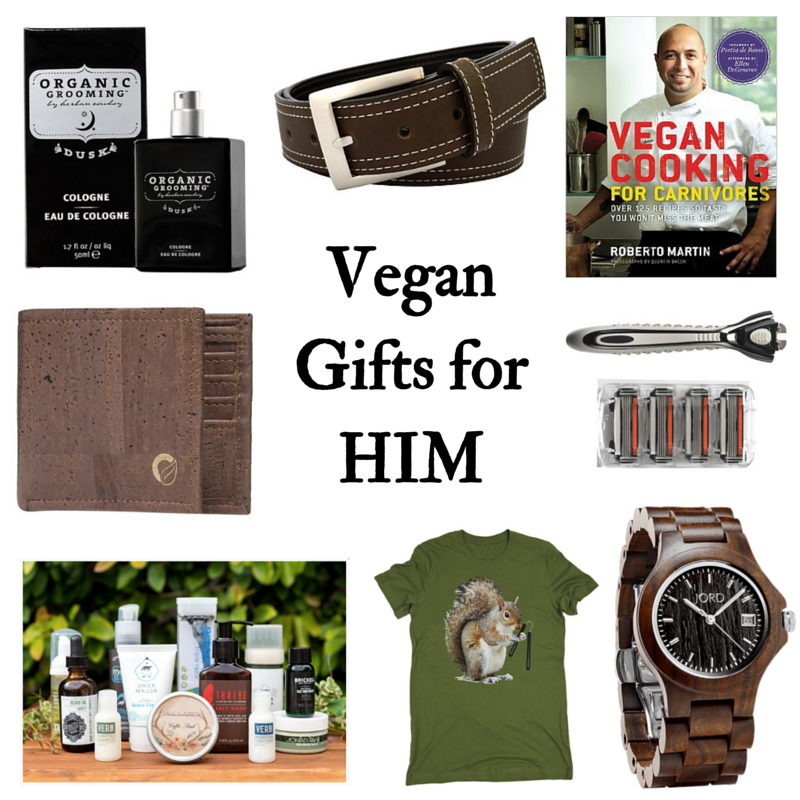 Vegan Gifts for men