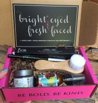 June 2015 Petit Vour Vegan Beauty Box Review