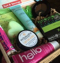 June 2015 Vegan Cuts Beauty Box Review
