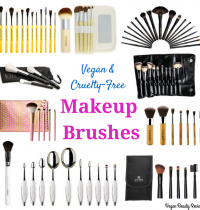 Vegan & Cruelty-Free Makeup Brushes [LIST]