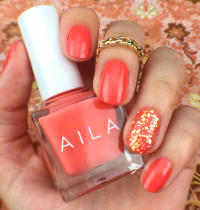 Nails of the Day: AILA's Doolish