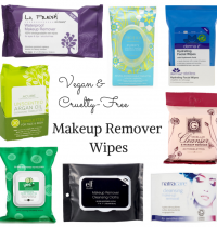 Vegan & Cruelty-Free Makeup Remover Wipes [LIST]