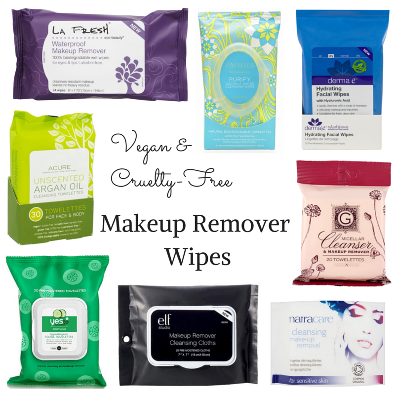 Vegan & Cruelty-Free Makeup Remover Wipes [LIST] - Vegan Beauty ...