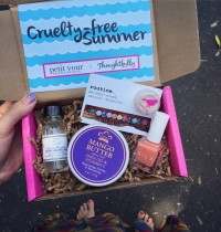 July 2015 Petit Vour Vegan Beauty Box Review
