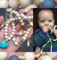 Etsy Love: Little Lemon Treasure's Mala Teether