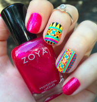 Nails of the Day: Zoya Mae