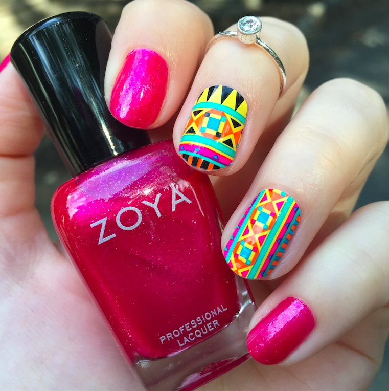 Nails of the Day: Zoya Mae - Vegan Beauty Review | Vegan and Cruelty ...