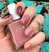 Nails of the Day: 100% Pure Ombre Mani