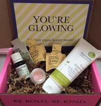 August 2015 Petit Vour Vegan Beauty Box Review
