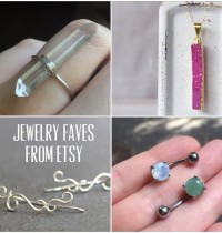 Jewelry Faves from Etsy