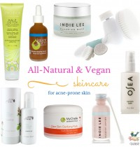 All-Natural & Vegan Skincare for Acne-Prone Skin