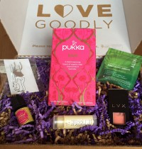 New Vegan Subscription Box: Love Goodly (And It's AWESOME!)