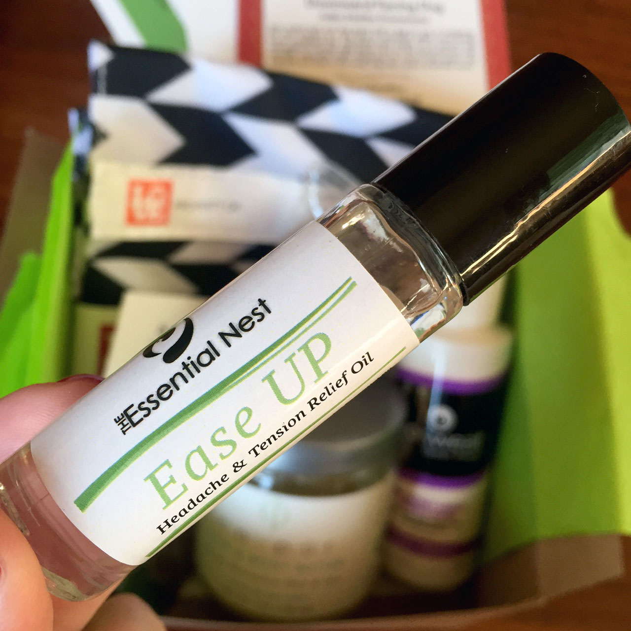 The Essential Nest's Headache Relief Rollerball