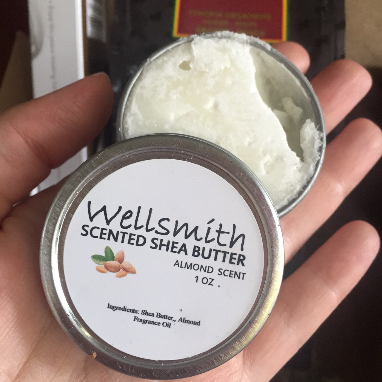 Wellsmith Scented Shea Butter