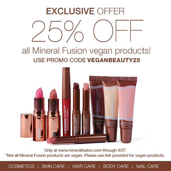 Mineral makeup coupons