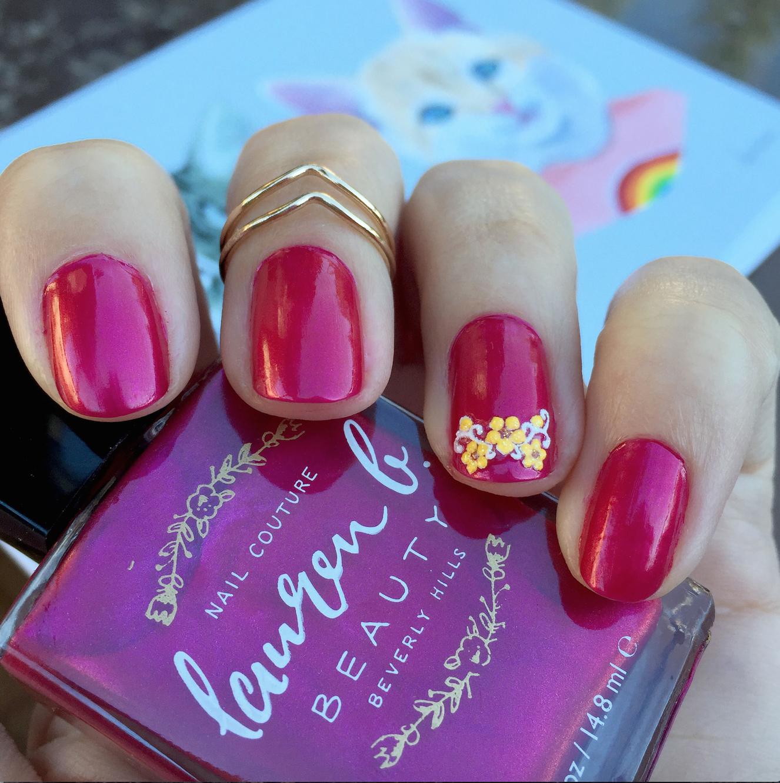 lauren b beauty nail polish