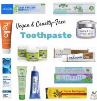 Vegan & Cruelty-Free Toothpaste Roundup
