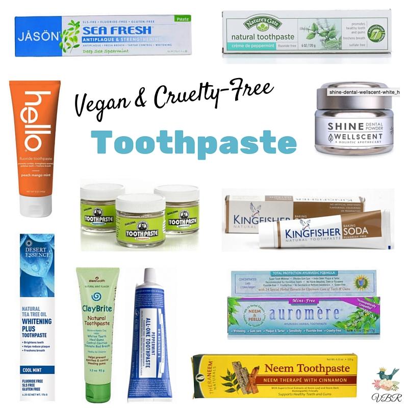 Vegan Amp Cruelty Free Toothpaste Roundup Vegan Beauty