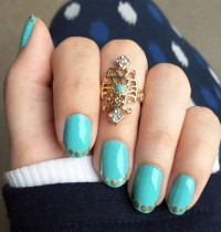 Nails of the Day: Emma Jean Cosmetics 'Blueberry Tart'