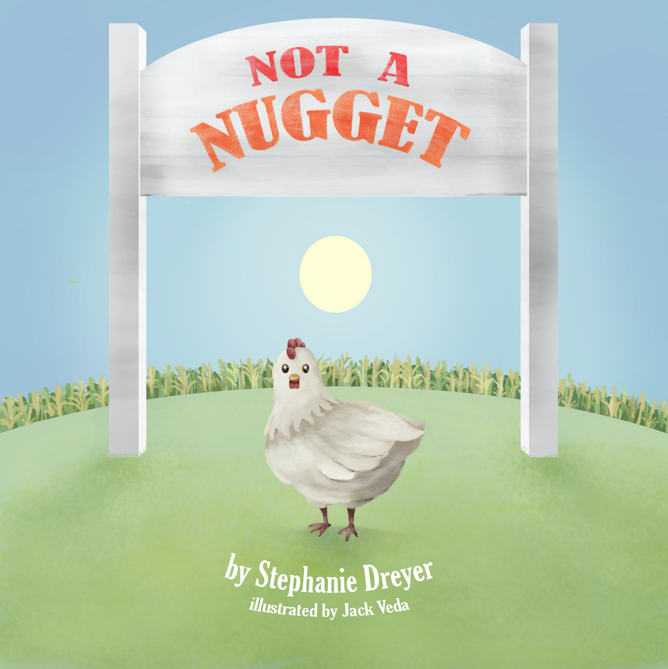 Not A Nugget book