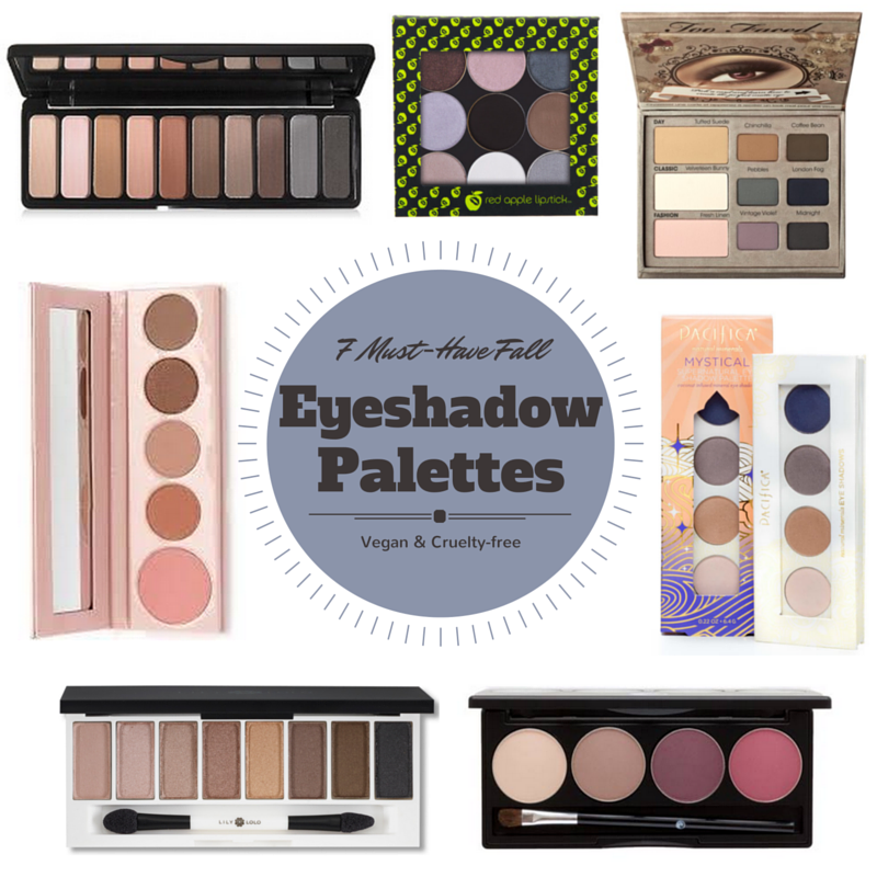 7 Must-Have Vegan Eyeshadow Palettes for Fall - Vegan Beauty ...