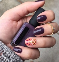 "Nails of the Day: Ginger + Liz's ""Work the Room"""